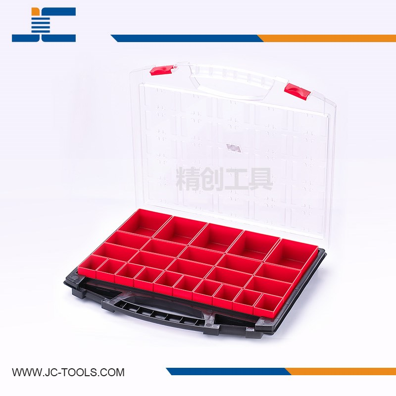 658SL-A10B10C5   Organizers With Removable Drawers